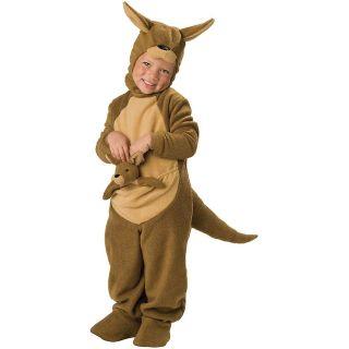 Rompin Roo Toddler High Quality Deluxe Kangaroo Halloween Costume