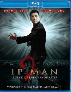 Ip Man 2 Blu ray Disc, 2011