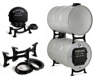 barrel stove kit in Fireplaces & Stoves