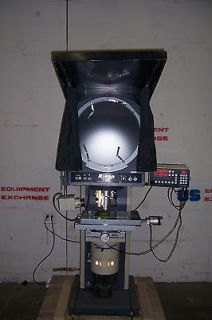 5094 Nikon V20A Profile Projector Optical Comparator w/ DRO