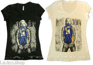 Marilyn Monroe Tattoo Graffiti Art LA Urban Hip Hop Basketball Jersey