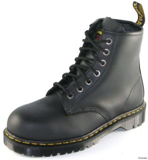 New Dr. Doc Martens ICON 7i Steel Toe Boots UK 12 US 13