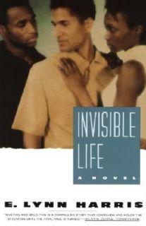 Invisible Life by E. Lynn Harris 1994, Paperback