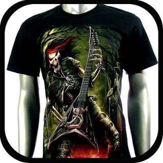 Rock Eagle T Shirt Limited Edition Biker Punk RE75 Sz XL Tattoo Music