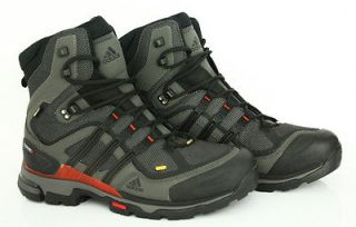 NEW Mens Adidas Outdoor TERREX TREK GTX Gore Tex High Top Size 7.5