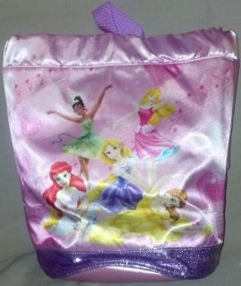 NWT Disney Princess Sling Bag   Dancing Princess   Pink
