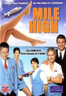 Mile High   Season 1 DVD, 2007, 4 Disc Set