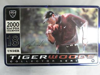TIGER WOODS COLLECTOR SERIES 3 12 NIKE GOLF BALLS