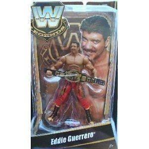 EDDIE GUERRERO WWE MATTEL LEGENDS SERIES 6 ACTION FIGURE