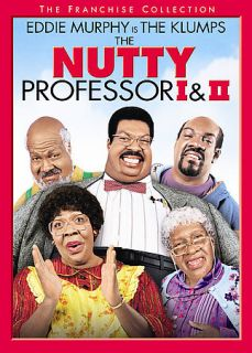The Nutty Professor I II DVD, 2006, The Franchise Collection