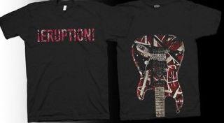 EDDIE VAN HALEN eruption guitar T SHIRT NEW S M L XL