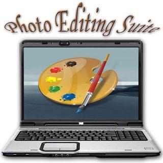 Digital Photo Editing Suite & Graphics Software   Bonus HDR Editing
