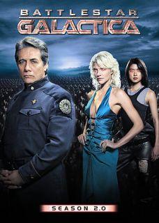 Battlestar Galactica   Season 2.0 DVD, 2005, 3 Disc Set