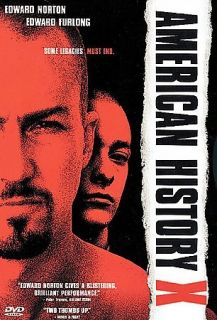 American History X in DVDs & Blu ray Discs