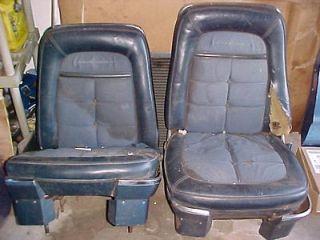 1967 69 THUNDERBIRD ELECTRIC BUCKET SEATS SEE PICS