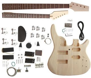 NECK GUITAR KIT 4 STRING BASS ELECTRIC NECK 6 STRING ELECTRIC NECK