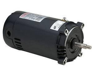 HP A.O. Smith Pool Motor w/ Hayward Super Pump Seal Kit & Impeller