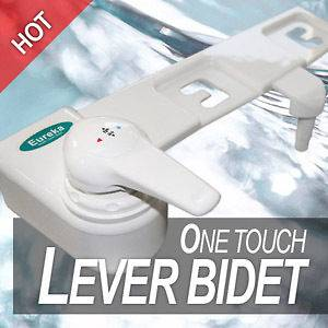EB 1500W Bathroom Non electronic Toilet seat DIY BIDET