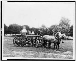 Royal hose,nozzle,fire department,engine,equipment,horse drawn,York,PA