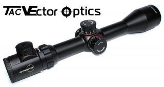 Vector Optics Dorado 4 16x50ESF Riflescope Reticl Level