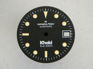 vintage hamilton khaki watch in Jewelry & Watches