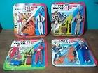 RARE VINTAGE LOT OF 4 1975 EVEL KNIEVEL STUNTMEN FIGURES IDEAL MIB