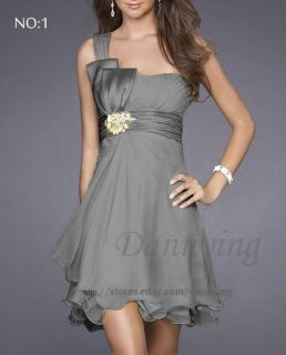 Womens Evening Bridesmaid Wedding Cocktail Party Dress