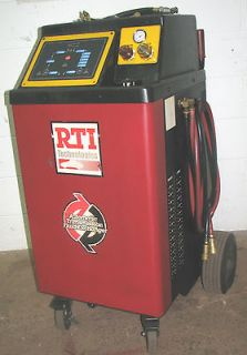 RTI ATX 2 AUTOMATIC TRANSMISSION FLUID EXCHANGE MACHINE
