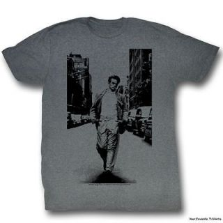 James Dean Street Walker Officially Licensed Adult Lightweight Shirt S
