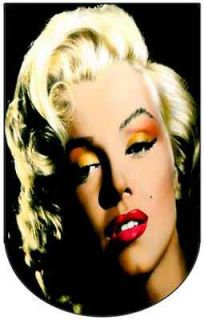 Nail Art Marilyn Monroe Water Transfers Decal Natural / False Nails