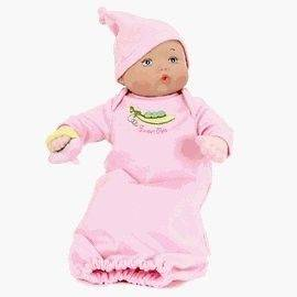 Madame Alexander 12 My First Baby Sweet Pea Diaper Baby Doll
