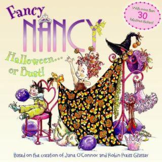 Fancy Nancy Halloween or Bust by Jane OConnor 2009, Paperback