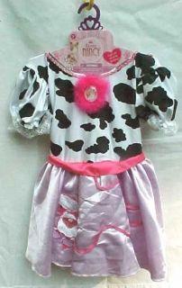2008 Fancy Nancy FANCY POODLE Costume Dress New Sizes 4 6x Ages 3+