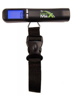 Newly listed Cabin Max Digital Portable Travel Luggage Scale   40kg
