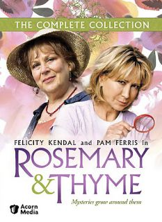 Rosemary Thyme   The Complete Collection DVD, 2008, 9 Disc Set