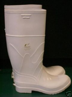white rubber boots in Clothing,