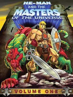 He Man and the Masters of the Universe   Volume 1 DVD, 2008