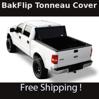 Ford F150 Pickup Truck 5.5 Bed (66 Length) BakFlip F1 Tonneau Cover
