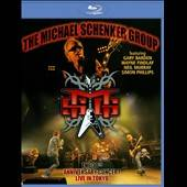 The 30th Anniversary Concert   Live In Tokyo by Michael Schenker Group