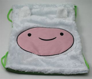 Finn Face   Adventure Time Book Bag
