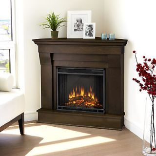 electric corner fireplace in Fireplaces & Stoves