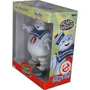Ghostbusters Extreme Head Knockers Stay Puft figure Neca 319512