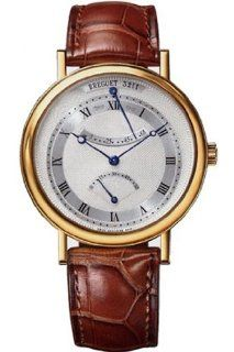 Breguet Classique Retrograde Seconds Mens Yellow Gold Watch 5207BA/12