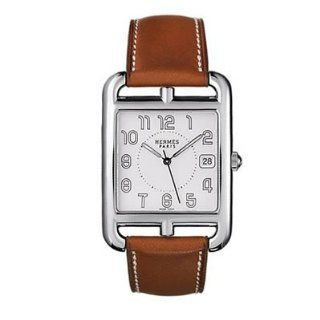 Hermes Cape Cod TGM Ladies Quartz Watch   026086WW00 Watches