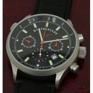 Russian Poljot Watch CHRONOGRAPH Shturmanskie GAGARIN