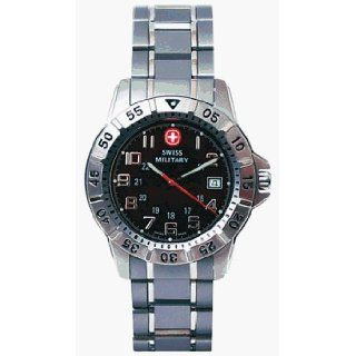 Swiss Military Mountaineer Titanium Watch Watches