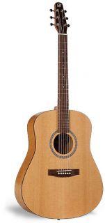 Seagull S6 Original Slim Guitar Musical Instruments