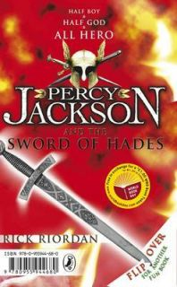 Percy Jackson and the Sword of Hade, Rick Riordan /