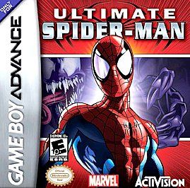 Ultimate Spider Man Nintendo Game Boy Advance, 2005