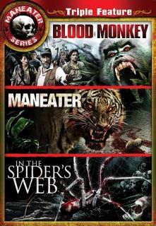 Maneater Series Collection Vol 1   Blood Monkey, In The Spiders Web